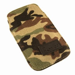 Konrad iPhone holder - camouflage army