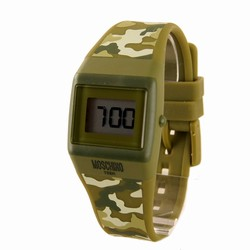Moschino digital b�rneur - army