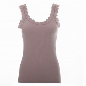 Microfiber top – old rose – pris 275.00
