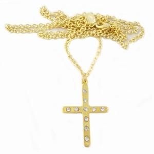 Smykke med kors – pris 250.00