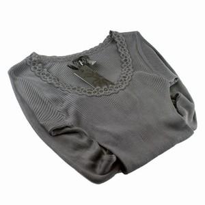 Cph luxe silkebluse – grå – pris 549.00