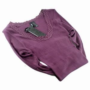 Cph luxe silkebluse – lys lilla – pris 549.00