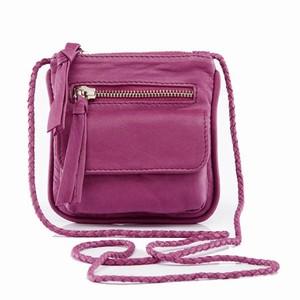 Lilla læder taske – Dagminell – pris 200.00