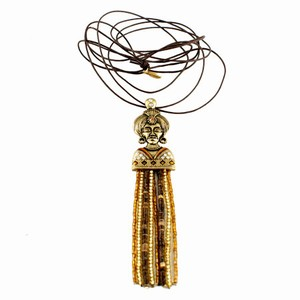Indisk halskæde – Hultquist – pris 250.00