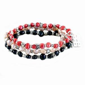Perle armbånd – 3 stk. – pris 199.00