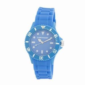 Dameur med gummirem – blå – pris 129.00