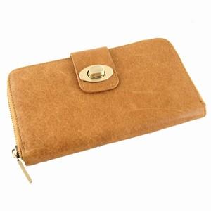 Brun læder dame pung – Nova – pris 300.00