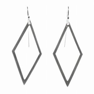 Harlekin øreringe – sølv – pris 349.00