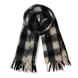 Stort varmt tørklæde – HEAVY – pris 400.00