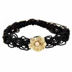 Knyttet armbånd – Lotta Djossou – pris 395.00