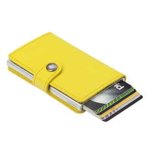 Secrid – Miniwallet Crisple Lemon – pris 499.00