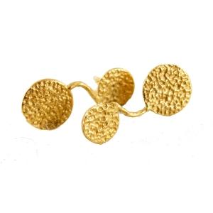 Pendulum leaf øreringe – pris 159.00