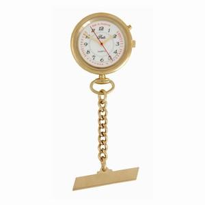 Luksus sygeplejeske ur – guld double – pris 499.00