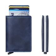 Secrid slimwallet kortholder - vintage blue